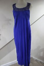size 18 embellished maxi dress from dorothy perkins brand new stunning