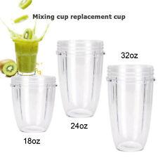 18/24/32oz Juicer Cup Mug Replacement for 600/900W Nutribullet'NUTRI Juicer USA
