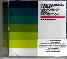 (DH110) International Karate, Weapons of Mass Protection - 2002 DJ CD