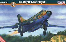 Sukhoi Su 20 Ajustador C (Siria, Egipto, polaco Af & Luftwaffe) 1/72 Mastercraft