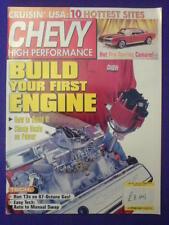 CHEVY HI PERFORMANCE - CRUISIN' USA - June 2001