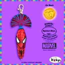 Spider-Man Red Pen Marvel Kooky Klicker Kollectible Clip Disney Amazing Ultimate
