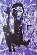 Prince Paisley Park Limited edition print foil Matt Dye Blunt Graffix