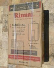 🌟🎈 Rinnai Rl94iN Natural Gas Interior Tankless Water Heater 9.8 Gpm 199,000Btu