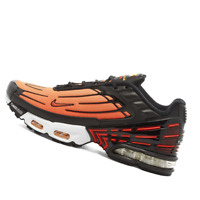 NIKE MENS Shoes Air Max Plus III - Black, Ceramic Resin & White - CD7005-001