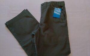 Columbia Sportswear  Flex ROC  Pants  Boys X-Large  Straight Leg  Green  NWT$45