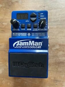 DigiTech Jam Man Stereo Looper, Neuwertig