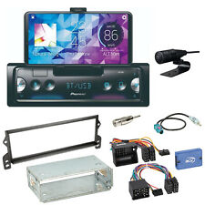Pioneer SPH-10BT Bluetooth MP3 USB AUX Autoradio Einbauset für MINI R50 R52 R53