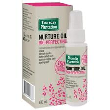 Thursday Plantation Nurture Oil 60ml Improve Stretch, dehydrated, ageing