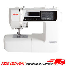 Janome 4120QDC Computerised Sewing Machine NEW, Quilting, Dressmaking