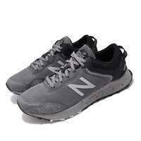 New Balance Fresh Foam Arishi Extra Wide Grey Black Men Running Shoe MTARISC1 4E