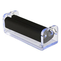 70mm Easy Manual Cigarette Tobacco Smoking Roller Maker Rolling Machine ClearRWT
