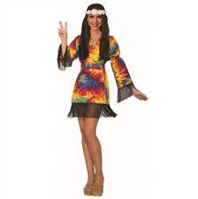 60's Hippie Dress Women's Costume