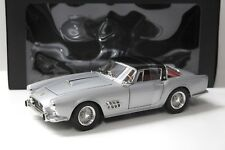 1:18 Hot Wheels Elite Ferrari 410 SUPERAMERICA silver NEW bei PREMIUM-MODELCARS
