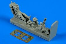 Aires 480079 n 1/48 Soviet Fighter Pilot with ejection seat for MiG-25