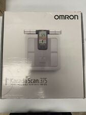 Omron KARADA Scan Body Composition & Scale   HBF-375 Japanese Import   A-252