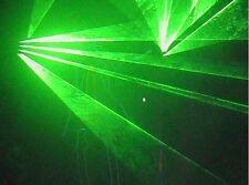 4 Grün Laser Handschuhe Glove Disco Laser show Device recht Hand green Neu