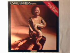 ESTHER PHILLIPS W/BECK What diff'rence a day makes lp ITALY MAI SUONATO UNPLAYED