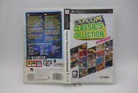 Capcom Classics Collection [ Remixed ]  psp ita