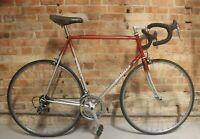 Vintage Ribble 63cm Road Bike Reynolds 531 Shimano Cinelli Retro Racing Eroica