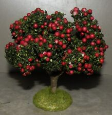 NEW Apple Tree,  6 - 7 cm Santons Didier