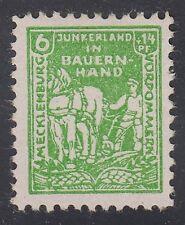 GERMANY, Soviet Zone, 1945. Mecklenburg Mi 23a, XII, Mint *