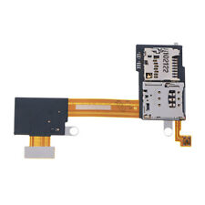 Sim TF Card Slot Holder Flex Cable New For Sony Xperia M2 S50H D2303 D2305 D2306