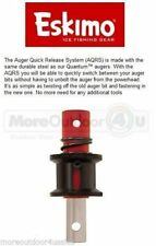 16327 Eskimo Ice Fishing Power Head Ice Augers Quick Release System AQRS