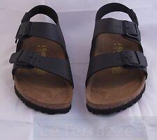 Sandalo Uomo Birkenstock 034793 Primavera/estate Nero 40