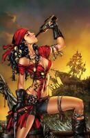 "Mojo #0 EBAS  "" PIRATE""   Rothic  Nice Ltd. Ed. 250   Comic Book"