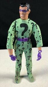 Vintage Mego The Riddler Batman Complete Needs Repair Belt