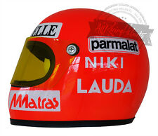 Niki Lauda 1976 Season Formula 1 F1 Replica Helmet Scale 1:1 Helm Casque