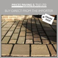 Indian Sandstone Raj Green Patio Paving, Edging Setts, Walling stone, Driveway