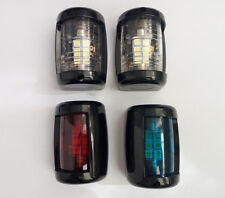 Marine Boat Ship 12V LED Navigation Light Starboard/Port/Masthead/Stern 4 PCS
