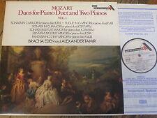 SDD 550 Mozart Duets for Piano Duet & Two Pianos Vol. 3 / Eden & Tamir