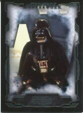 Star Wars Masterwork Darth Vader Star Wars Collectable Trading Cards