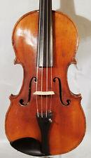 Mittenwald Geige Josef Rieger ca. 1890 - Mittenwald violin
