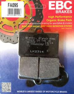 GAS-GAS  SM 400 FSE (2T) 2001-02 Front Disc Brake Pad Pads EBC FA095