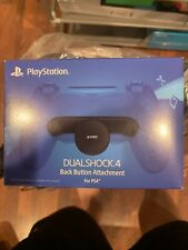Official Sony PS4 DualShock 4 Back Button Attachment Controller Accessory NEW