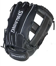 """New Spalding Youth Select Mesh Series 10"""" Baseball Glove Right Hand Thrower Blac"""