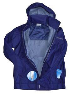 Columbia Access Point Womens Jacket Windbreaker Waterproof Hooded size S BNWT
