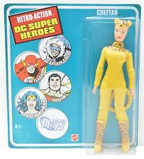CHEETAH DC RETRO ACTION 8in Action Figure Mattel 2009 NIP Wonder Woman Foe