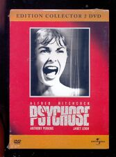 DVD : Psychose (Alfred HITCHCOCK) Edition collector 2 DVD + divers bonus