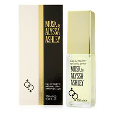 Perfumes de mujer Eau de toilette musk 100ml