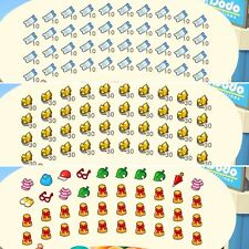 800 NOOK MILES TICKETS + 12M BELLS + DAL COLLECTION + BONUS GIFTS