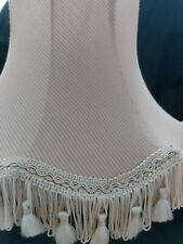 Vintage Lamp Shade fabric tassel Light Shade