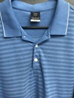 🔥⛳️Nike Mens Golf Dri-fit Men's Polo Shirt Short Sleeve Size XL Striped🔥⛳️