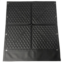 Kenworth W900L Premium Quilted Winter Front w/ Added Tail