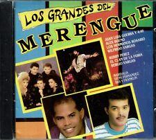Los Grandes  del Merengue JL Guerra Alex bueno y Otros Mas BRAND  NEW SEALED  CD