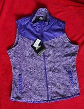Snozu Vest Purple Print size L/11,12 retail $55